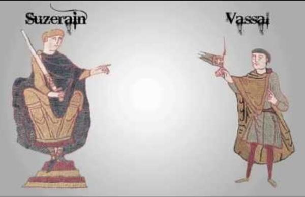 Les seigneurs au Moyen Âge