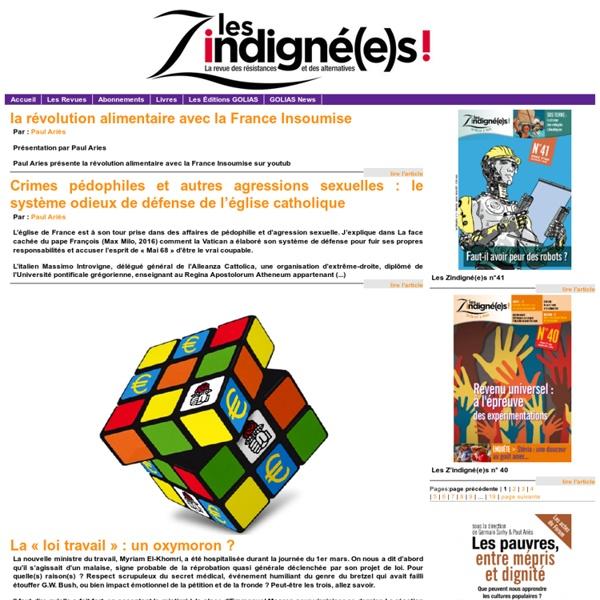 Les zindigné(e)s