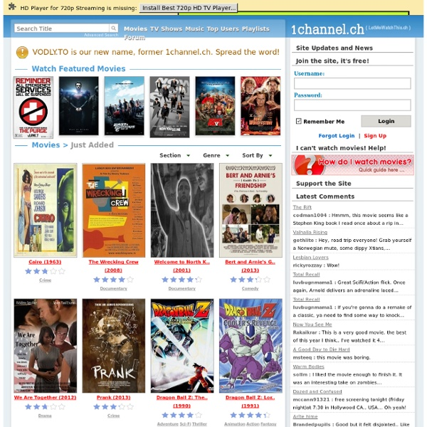 Watch free movies online quick