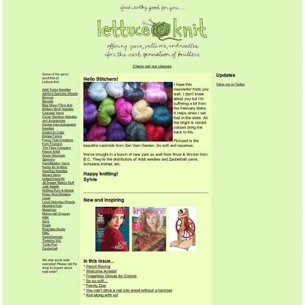 Lettuce Knit