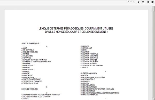 Artsplastiques.discipline.ac-lille.fr/documents/lexique-peda.pdf