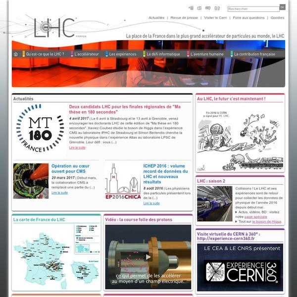 LHC France