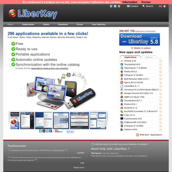 Portable Applications