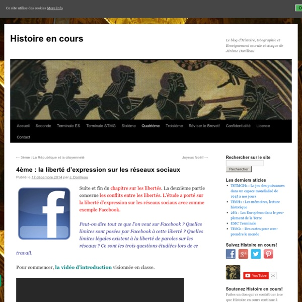 La liberté d'expression sur les réseaux sociaux