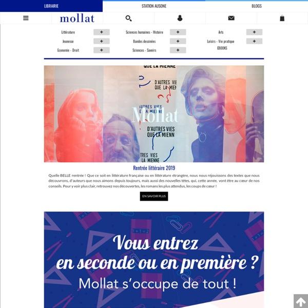 Librairie Mollat Bordeaux.