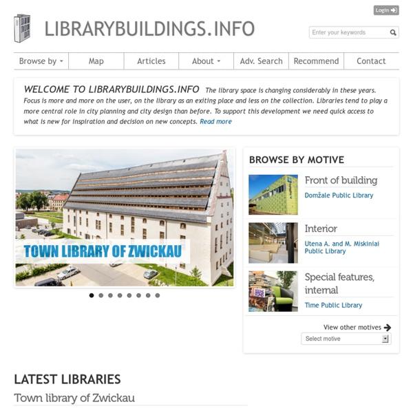 Librarybuildings.info