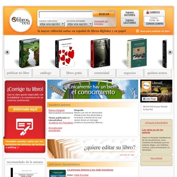 Libros en Red - librosenred.com