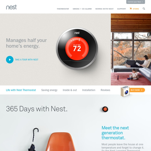The Learning Thermostat