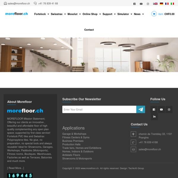Workshp Floor - Lifetime Flooring Solutions Company in switzerland