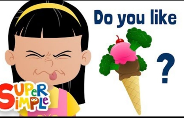 Do You Like Broccoli Ice Cream?