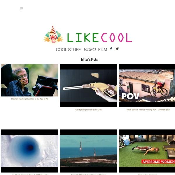 LikeCOOL - Coolest Gadget Magazine.