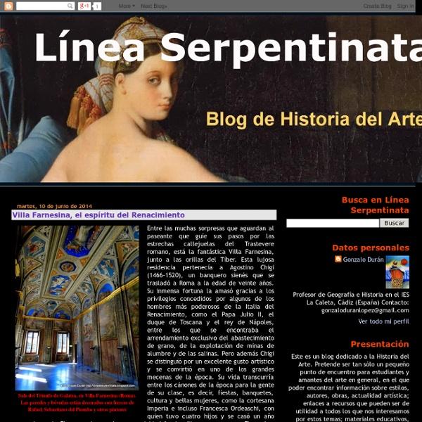 Línea Serpentinata