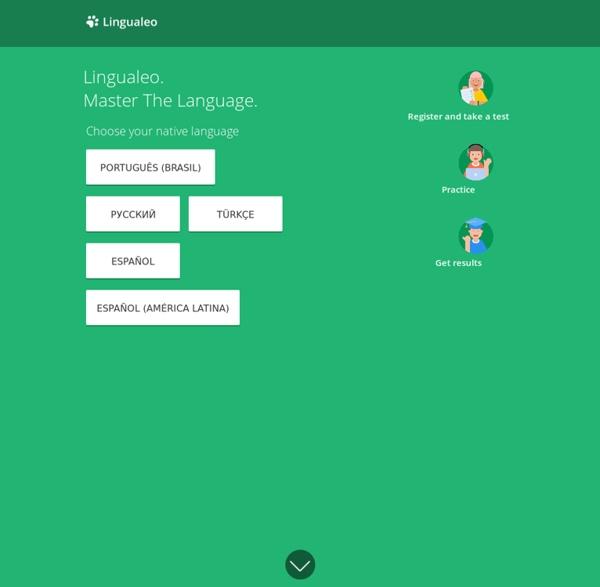 English language online