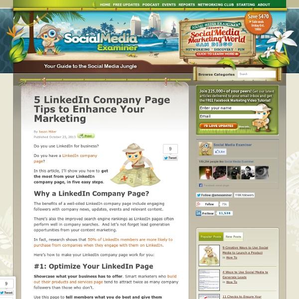 Www.socialmediaexaminer.com/linkedin-company-pages-marketing-tips/