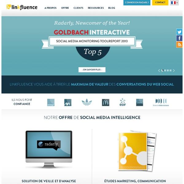 Linkfluence - Social Web Insight