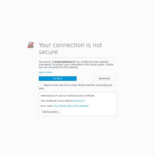LireLactu.fr