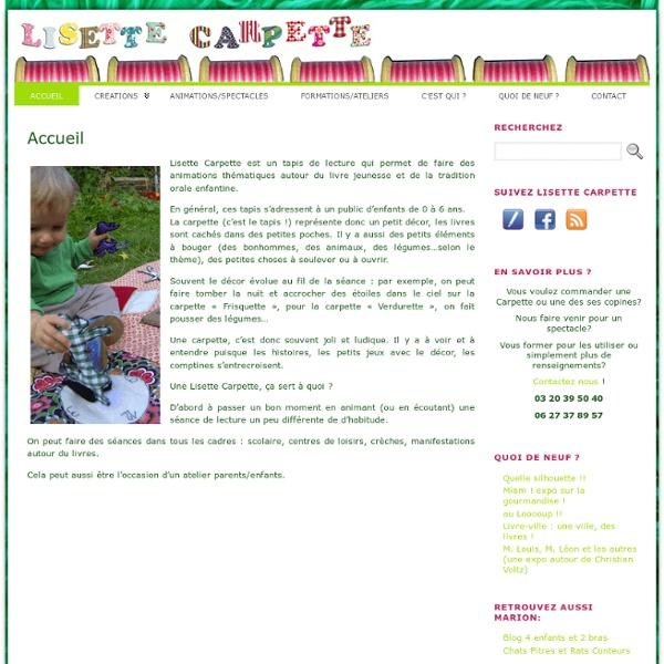 Lisette Carpette