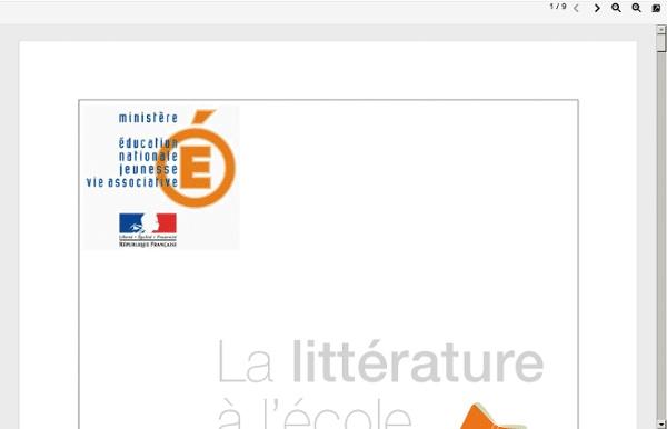 La litterature liste de reference C2.pdf