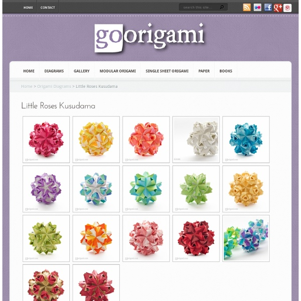 Fine Little Roses Kusudama Diagram Pearltrees Wiring Digital Resources Anistprontobusorg