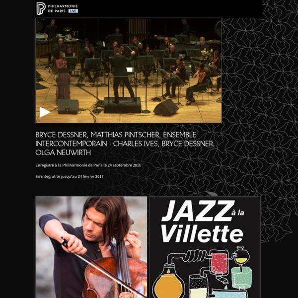 Live.philharmoniedeparis