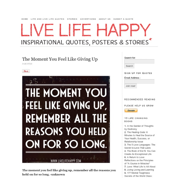 Life Quote Posters Prepossessing Live Life Quotes Beautiful Quotes Quote Posters Live Life Happy
