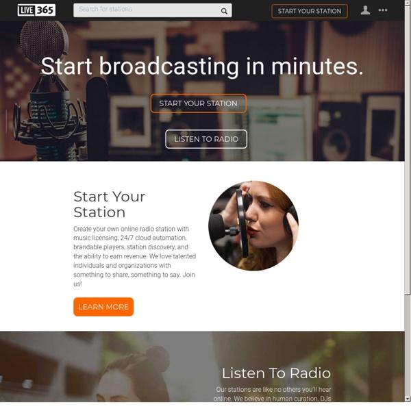 Internet Radio Network