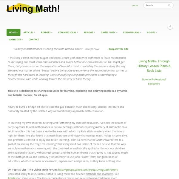 Living Math!