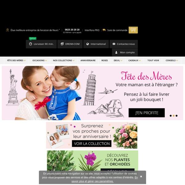 livraison fleurs envoi de fleurs fra ches en 4h pearltrees. Black Bedroom Furniture Sets. Home Design Ideas