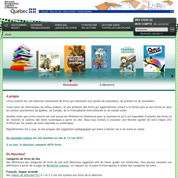 Livresouverts.qc