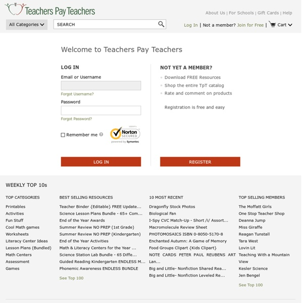 An Open Marketplace for Original Lesson Plans and Other Teaching Resources