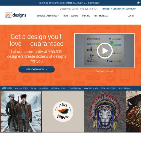 Logo Design, Web Design and More.