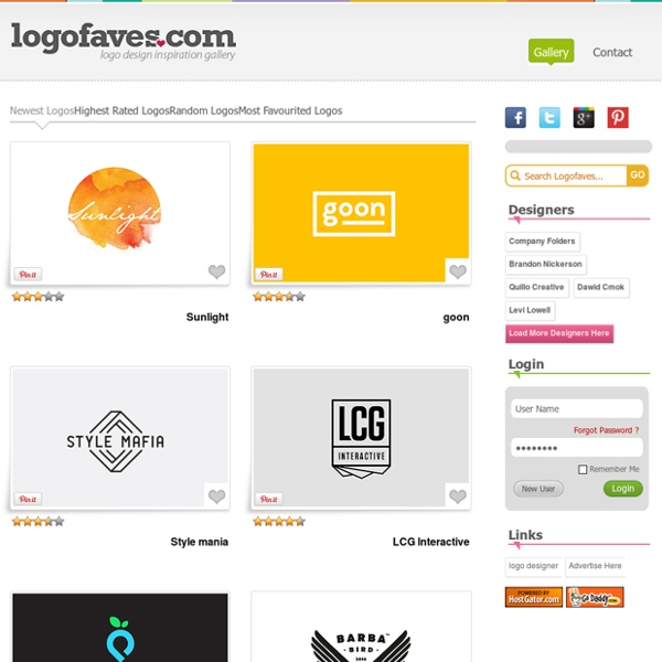 Logo Inspiration Gallery
