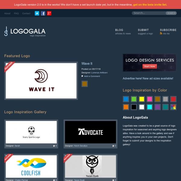 Logo Inspiration Gallery