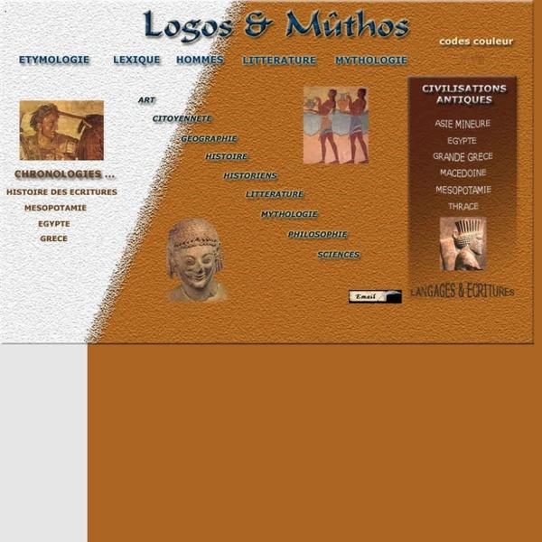 Logos & muthos