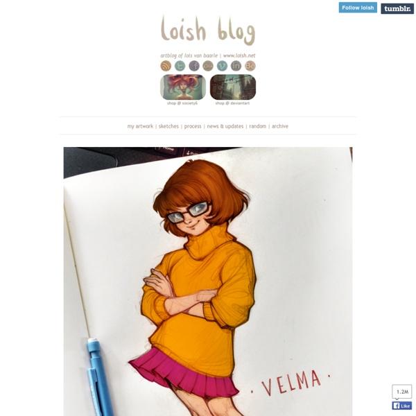 Loish blog