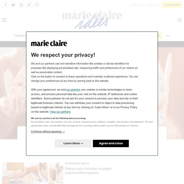Marie Claire Idées