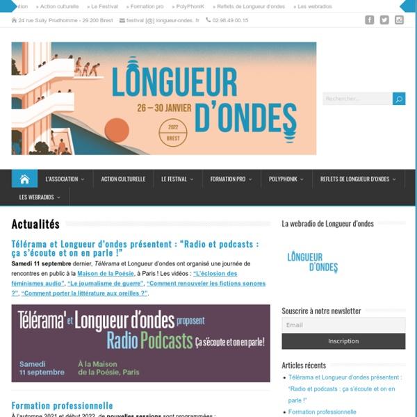 [FR] Longueur d'ondes -