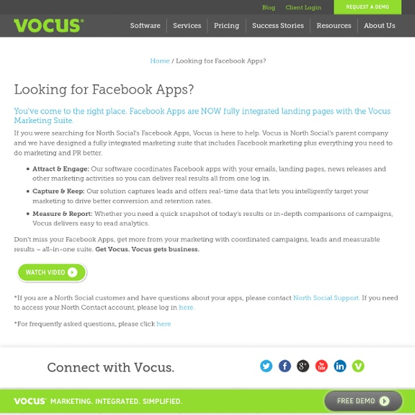 Facebook Apps For Custom Pages