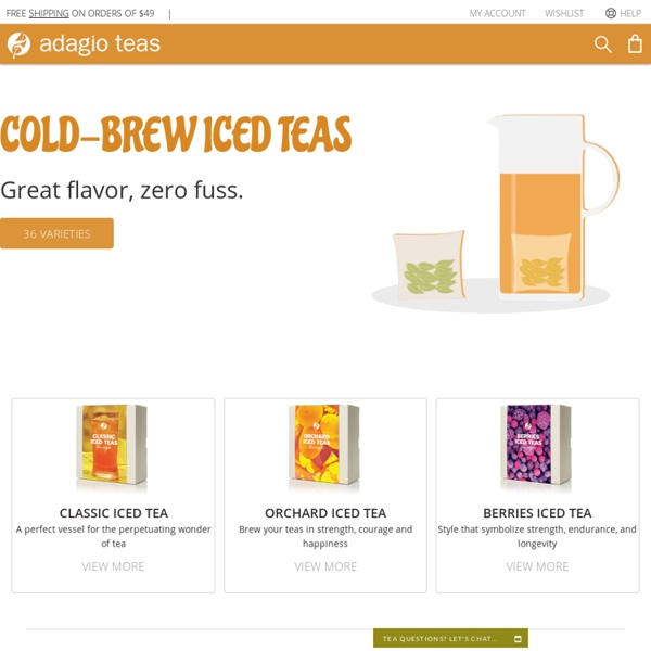 Buy Loose Leaf Tea Online
