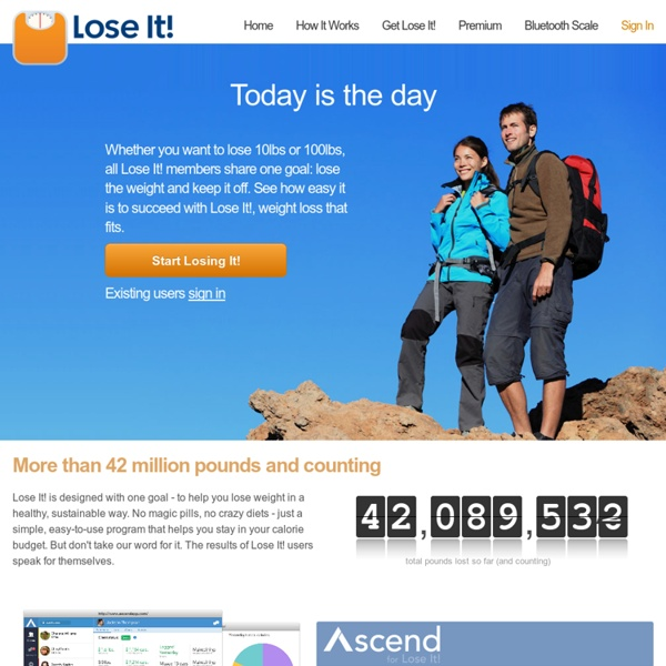 Lose It! - Succeed at weight loss with Lose It!