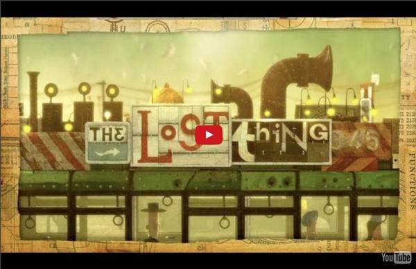 The Lost Thing (2010) Subtitulado