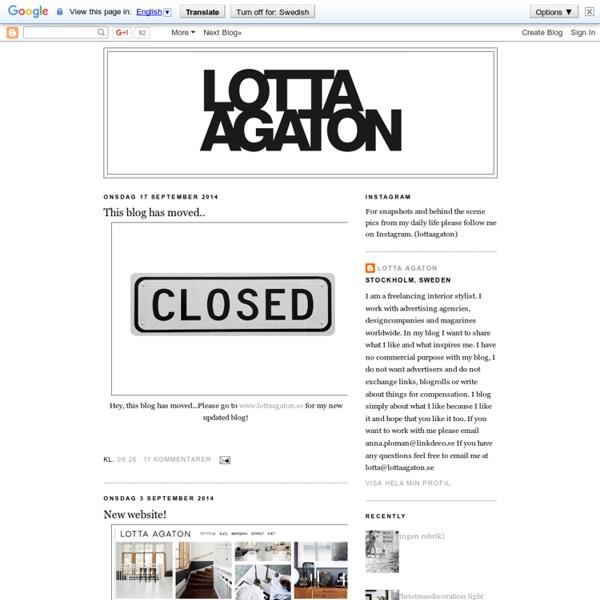Lotta Agaton