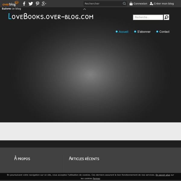 LoveBooks.over-blog.com -