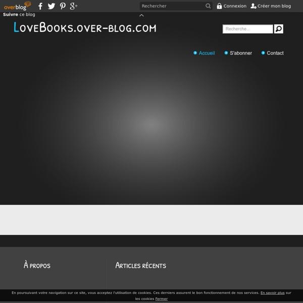 LoveBooks.over-blog.com -