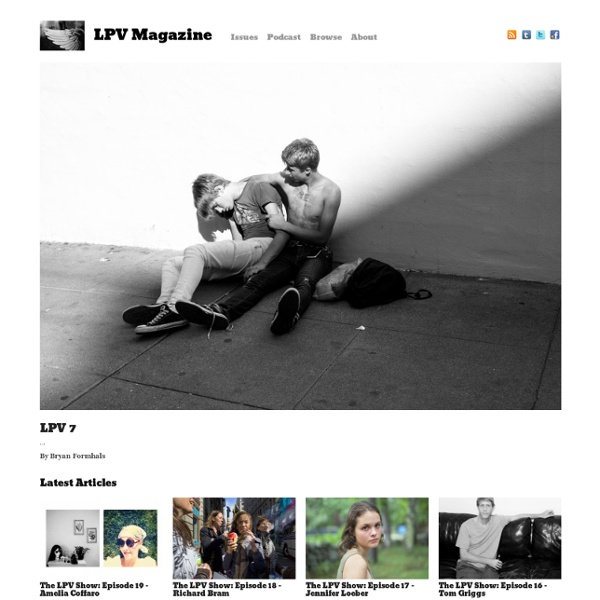 LPV Magazine