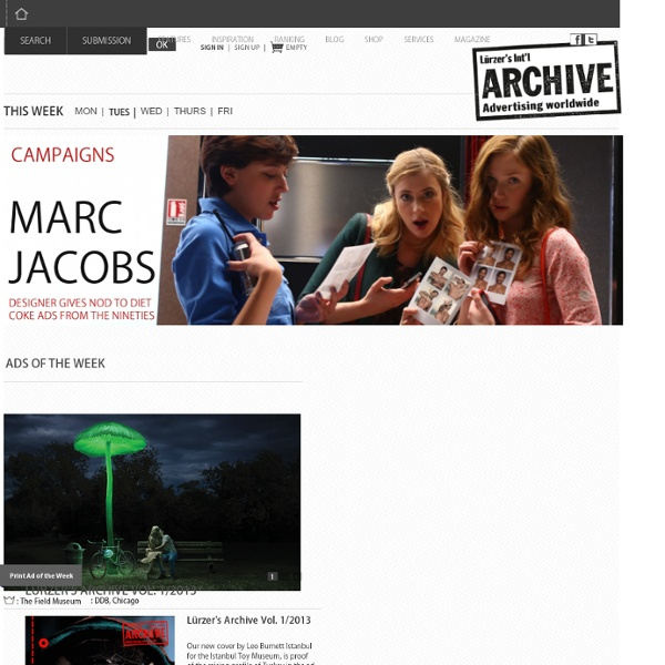 Luerzer's Archive - Advertising Worldwide