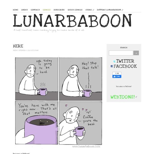 Lunarbaboon - Comics