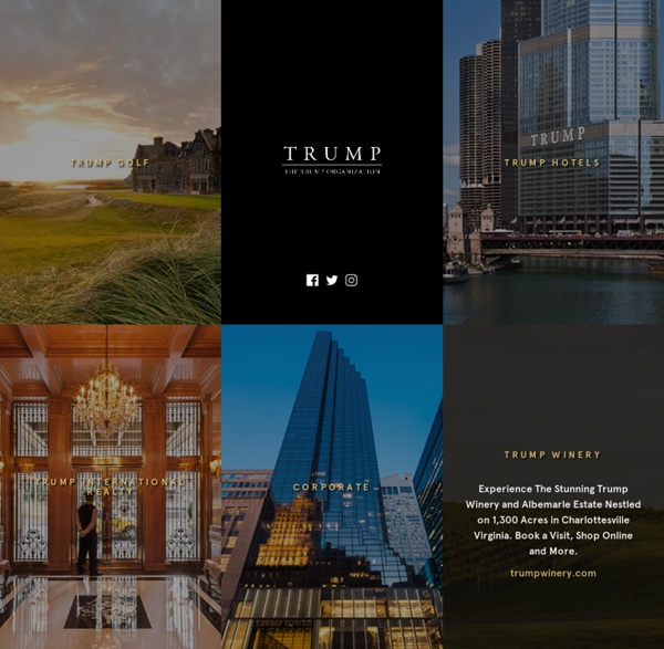 Trump Real Estate Portfolio