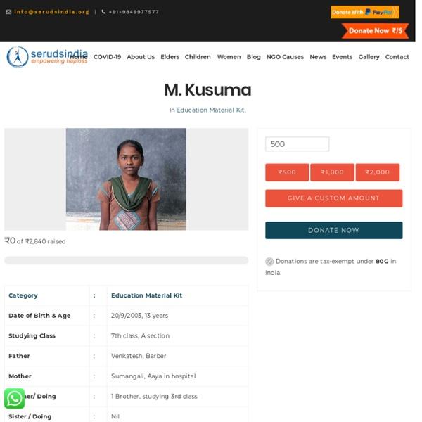 M. Kusuma - Seruds