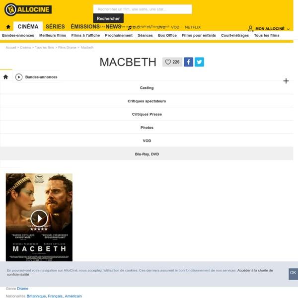 *Macbeth - film 2015